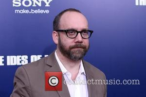 Paul Giamatti New York premiere of 'The Ides of March' at the Ziegfeld Theater - Arrivals New York City, USA...
