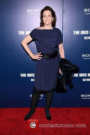 Sigourney Weaver  New York premiere of 'The Ides of March' at the Ziegfeld Theater - Arrivals New York City,...