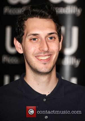 Blake Harrison and Waterstone's In Piccadilly
