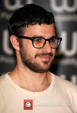 Simon Bird and Waterstone's In Piccadilly