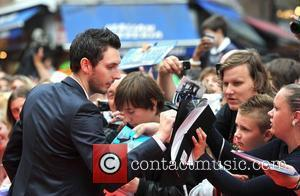 Blake Harrison 'The Inbetweeners Movie' premiere held at the Vue West End - Arrivals London, England - 16.08.11
