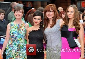 Hannah Tointon and guests 'The Inbetweeners Movie' premiere held at the Vue West End - Arrivals London, England - 16.08.11