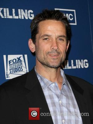 Billy Campbell Premiere Of AMC's Series The Killing held at the Harmony Gold Theater Los Angeles, California - 21.03.11