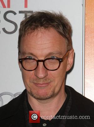 David Thewlis and Grauman's Chinese Theatre