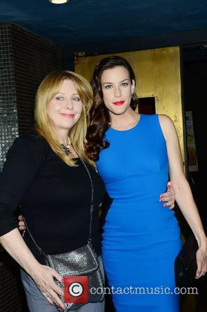 Bebe Buell and Liv Tyler