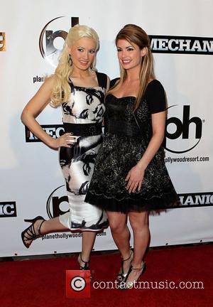 Holly Madison, Las Vegas and Laura Croft