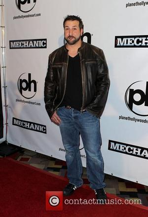Joey Fatone and Las Vegas