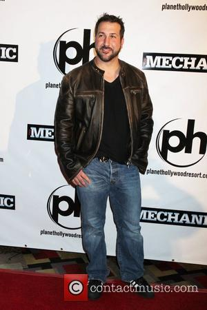 Joey Fatone Las Vegas Premiere of 'The Mechanic' held at Planet Hollywood Resort and Casino  Las Vegas, Nevada -...