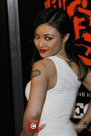 Tila Tequila The Los Angeles Premiere of 'The Mechanic' held at ArcLight Cinemas - Arrivals  Los Angeles, California -...