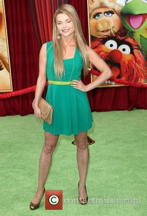 Izabella Miko The premiere of Walt Disney Pictures' 'The Muppets' at the El Capitan Theatre - Arrivals Los Angeles, California...