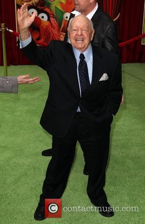 Mickey Rooney The premiere of Walt Disney Pictures' 'The Muppets' at the El Capitan Theatre - Arrivals Los Angeles, California...