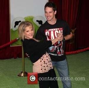 Nancy Grace and Tristan MacManus The premiere of Walt Disney Pictures' 'The Muppets' at the El Capitan Theatre - Arrivals...