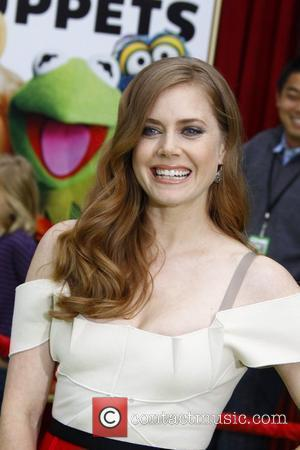 Amy Adams Enjoyed Her Muppets Role