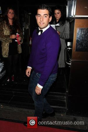 James Argent at The Only Way Is Essex: Official Wrap Party held at The Penthouse London, England - 09.11.11