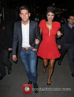 Joey Essex and Chloe Simms at The Only Way Is Essex: Official Wrap Party held at The Penthouse London, England...