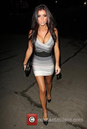 Lucy Mecklenburgh at The Only Way Is Essex: Official Wrap Party held at The Penthouse London, England - 09.11.11