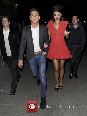 Chloe Simms and Joey Essex at The Only Way Is Essex: Official Wrap Party held at The Penthouse. London, England...