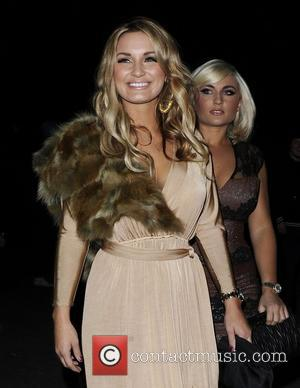 Sam Faiers and Penthouse