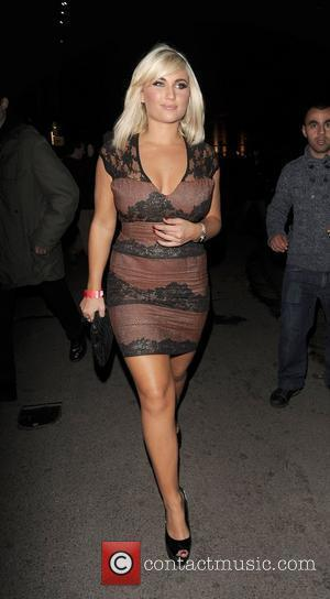 Billie Faiers leaving The Only Way Is Essex: Official Wrap Party, held at The Penthouse Club. London, England - 10.11.11