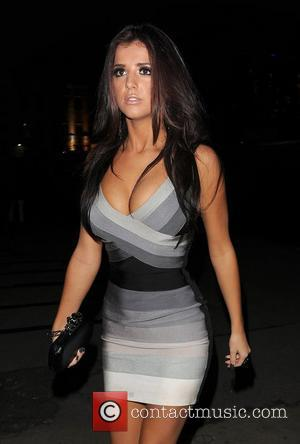 Lucy Mecklenburgh leaving The Only Way Is Essex: Official Wrap Party, held at The Penthouse Club. London, England - 10.11.11