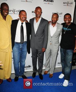 Bill Duke, Robert Townsend, Keenen Ivory Wayans, Jeff Friday and Mekhi Phifer  The 15th Annual American Black Film Festival...