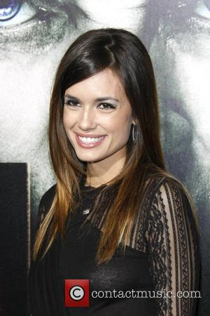 Actress Torrey DeVitto  Los Angeles Premiere of Warner Bros' 'The Rite' held at the Grauman's Chinese Theatre  Los...
