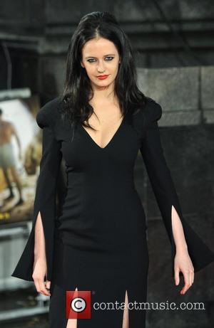 Eva Green The Rum Diary - European Premiere held at the Odeon Kensington - Arrivals. London, England - 03.11.11