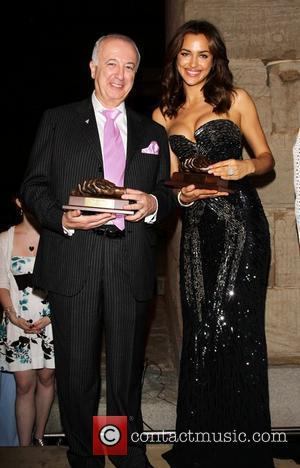 Mr. Boris Fushsmann and Irina Shayk The 9th Annual Russian Heritage Festival at The Metropolitan Museum of Art New York...