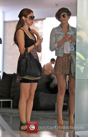 Una Healy and Frankie Sandford