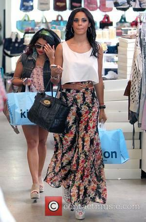 Vanessa White and Rochelle Wiseman