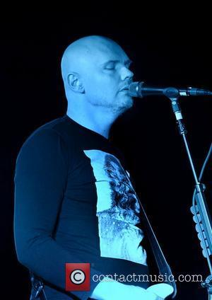 Billy Corgan  The Smashing Pumpkins performing at Manchester O2 Apollo on the first night of their UK Tour Manchester,...