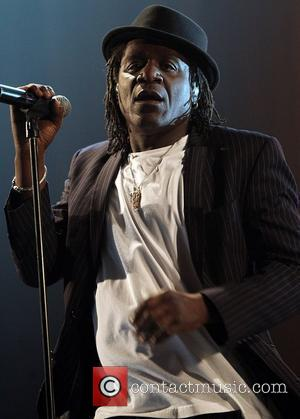 Neville Staple of The Specials performing live on stage at O2 Academy Brixton London, England - 31.10.11
