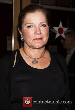 Kate Mulgrew  World premiere of the MCC Theater production of 'The Submission' at the Lucille Lortel Theatre - Arrivals...