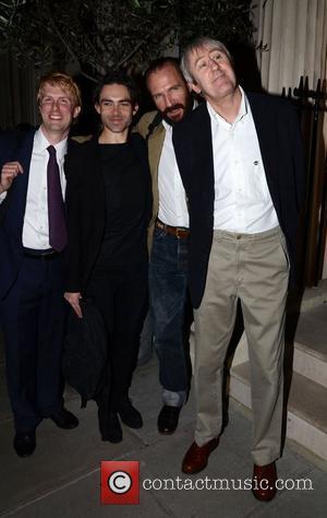 Ralph Fiennes, Nicholas Lyndhurst and Theatre Royal Haymarket