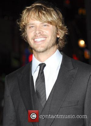 Eric Christian Olsen 'The Thing' Los Angeles Premiere held at The AMC Universal City Walk in Universal City Los Angeles,...