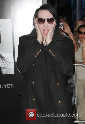 Marilyn Manson 'The Thing' Los Angeles Premiere held at The AMC Universal City Walk in Universal City Los Angeles, California,...