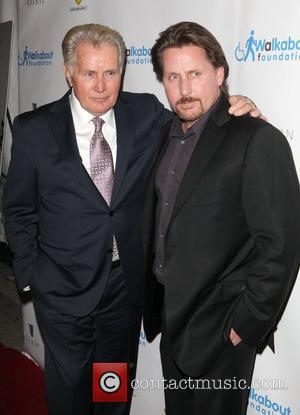 Martin Sheen and Emilio Estevez