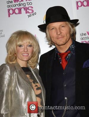 Ace Harper; Matt Sorum 'The World According To Paris' Series Premiere Party held at the Tropicana Bar at The Rooselvelt...