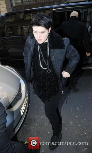 The XX Celebrities outside the BBC Radio One studios London, England - 03.02.11