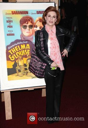 Kat Kramer 20th anniversary screening of 'Thelma & Louise' at the Academy of Motion Picture Arts and Sciences Samuel Goldwyn...