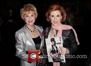Karen Kramer and Kat Kramer 20th anniversary screening of 'Thelma & Louise' at the Academy of Motion Picture Arts and...