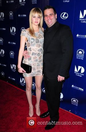 Ambyr Childers and Randall Emmett World premiere of 'Things fall apart'  2011 Miami International Film Festival at the Gusman...