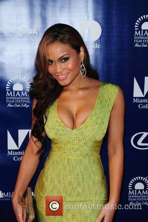 Daphne Joy at the World premiere of 'Things fall apart' 2011 Miami International Film Festival at the Gusman Center for...