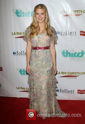 Caroline Sunshine The 2nd Annual Thirst Gala held at the Beverly Hilton Hotel - Arrivals Beverly Hills, California - 28.06.11