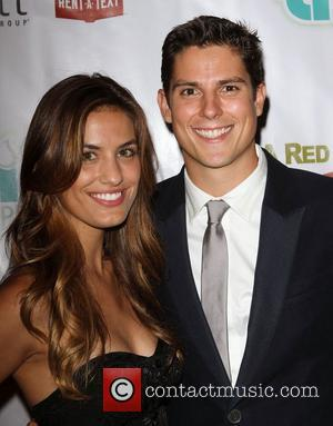 Sean Faris and Guest The 2nd Annual Thirst Gala held at the Beverly Hilton Hotel - Arrivals Beverly Hills, California...
