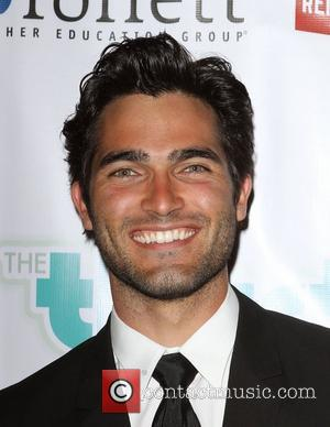 Tyler Hoechlin The 2nd Annual Thirst Gala held at the Beverly Hilton Hotel - Arrivals Beverly Hills, California - 28.06.11