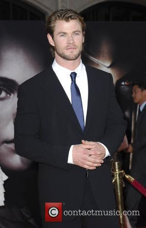 Chris Hemsworth Los Angeles premiere of 'Thor' held at the El Capitan Theatre - Arrivals Hollywood, California - 02.05.11