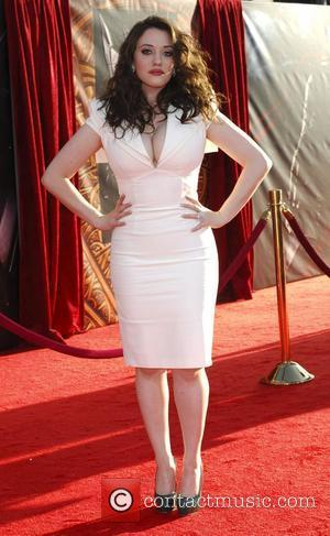 Kat Dennings Los Angeles premiere of 'Thor' held at the El Capitan Theatre - Arrivals Hollywood, California - 02.05.11