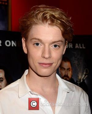 Freddie Fox Irish premiere of 'The Three Musketeers' in 3D, held at Dundrum Town Centre - Arrivals Dublin, Ireland -...