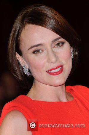 Keeley Hawes The World Premiere of 'The Three Musketeers 3D' at the Vue Cinema, Westfield. London, England - 04.10.11